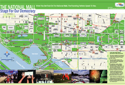 THE NATIONAL MALL THIRD CENTURY INITIATIVE MAPS AND MULTIMEDIA